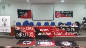 III Encontro regional das organizações do centro-oeste e sudeste da Coordenação Anarquista Brasileira (CAB)