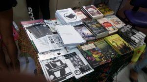 Primeira Feira do Livro Anarquista de BH