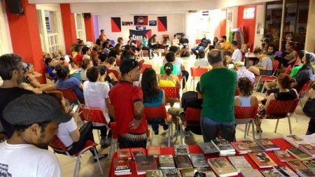 Primeira Feira do Livro Anarquista de Belo Horizonte